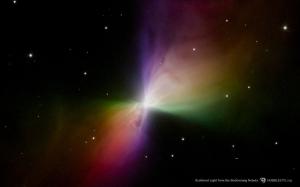 Nebula Bumerang, tempat terdingin di alam semesta saat ini.