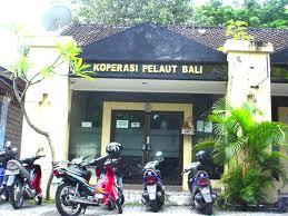 Salah satu koperasi yang ada di Bali.